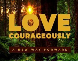 Island of Men - Love Courageously